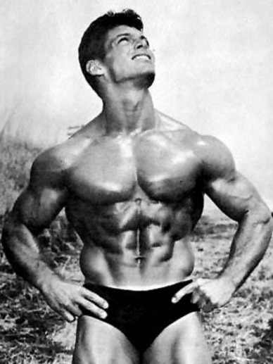 John Corvello Posing