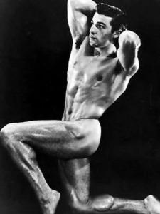 Frank Giardina Posing