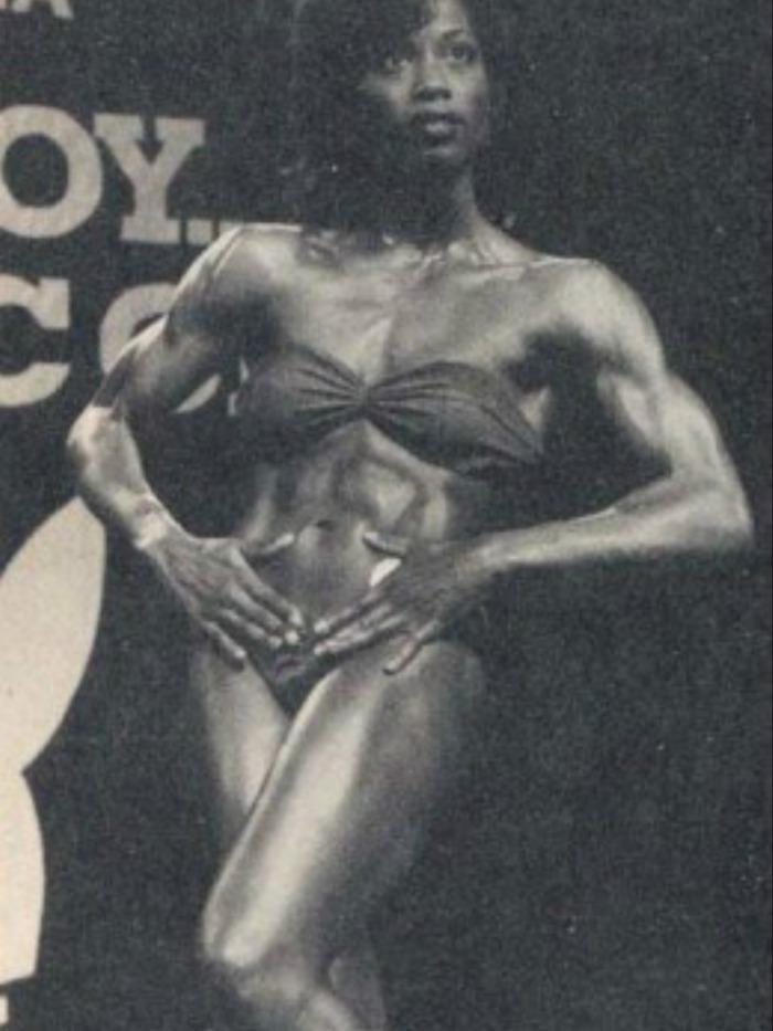 Patsy Chapman Posing