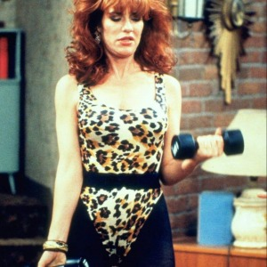 Peggy Bundy Bicep Curl from Married with Children