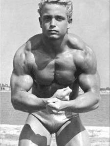 Scott Cooper Posing