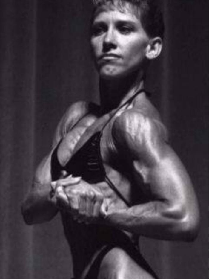 Doris Barrilleaux Posing