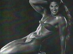 Reggie Bennett Posing