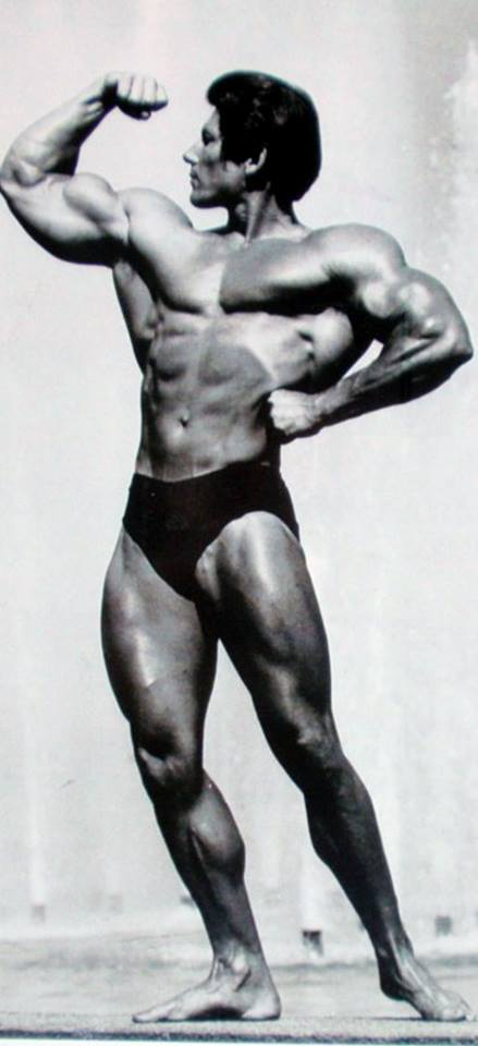 Don Howorth Posing