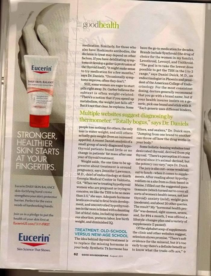 Feeling Sluggish? Bloated? Always Cold? Understanding Thyroid Problems Part 3
