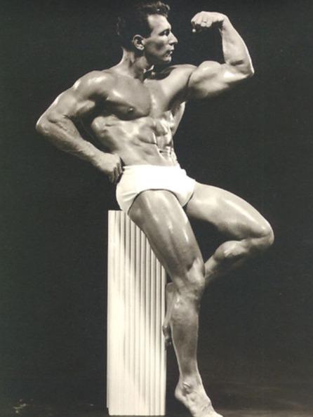 Jimmie Payne Posing