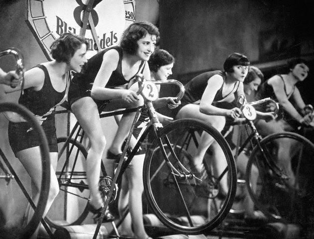 Cardio Craze, Unknown Vintage Photograph