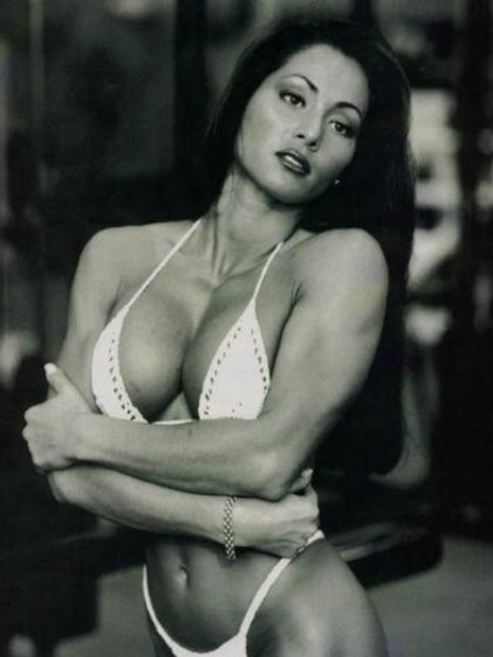 Denise Paglia Posing