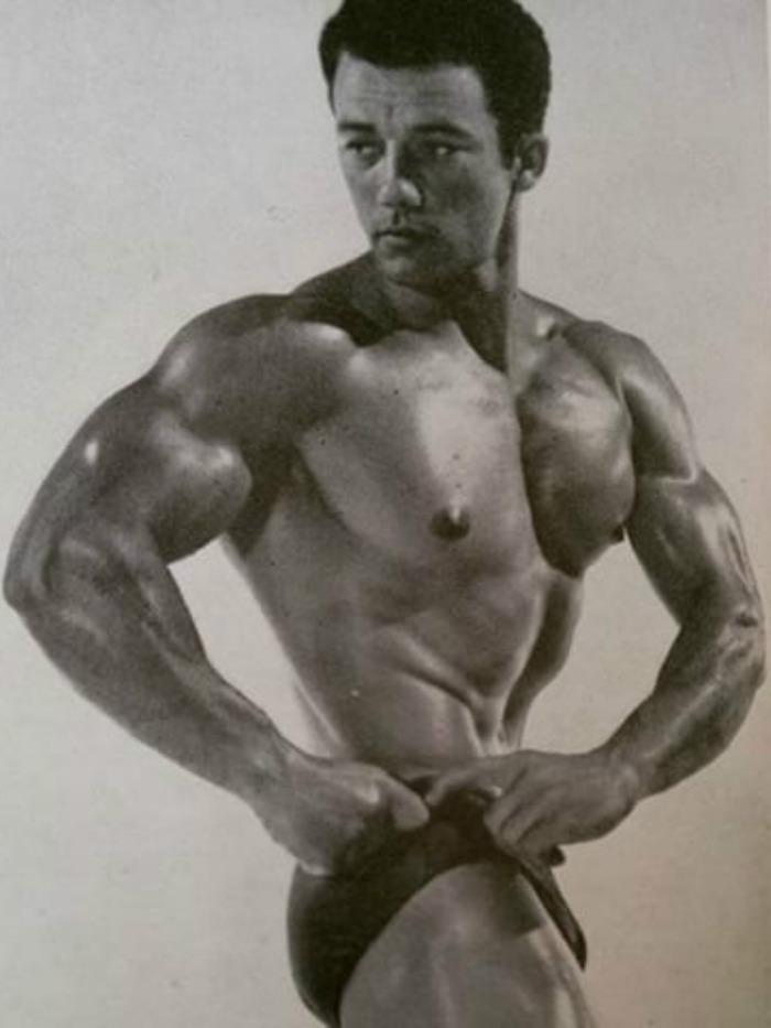 Jim Park Posing