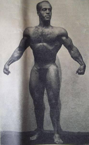 Kenneth Pendelton Posing