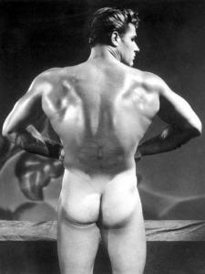 Richard Dick DuBois Posing