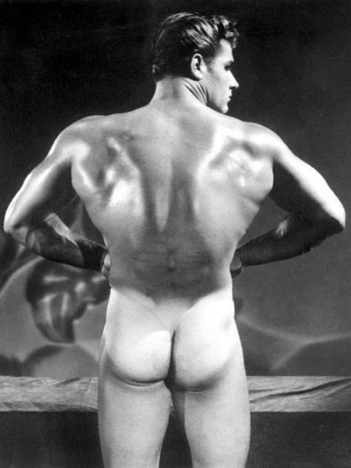 Richard Dick DuBois Posing