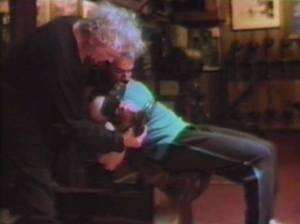 Vince Gironda and Robert Torres Incline Biceps Alternating Curl