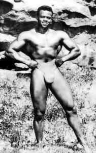 Bill Broomes Posing
