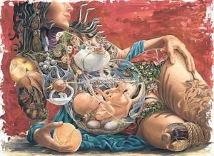 Heidi Taillefer titled Venus Envy