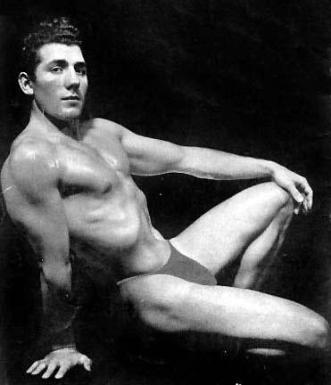 Henry Balcerzak Posing