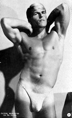 Pat Berglund Posing
