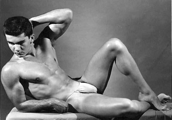 Sherman Alsop Posing