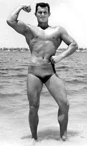 Chuck Tomlinson Posing