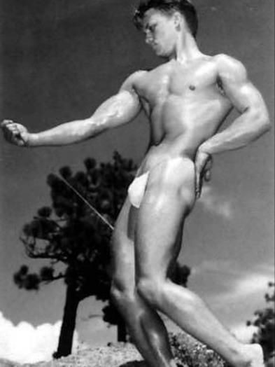 Pat Burnam Posing