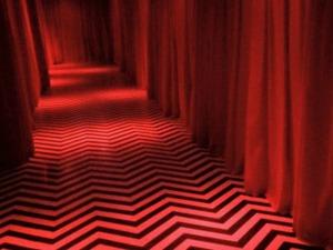 Twin Peaks Red Hallway