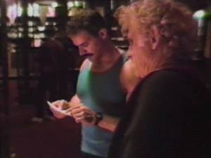 Vince Gironda and Robert Torres