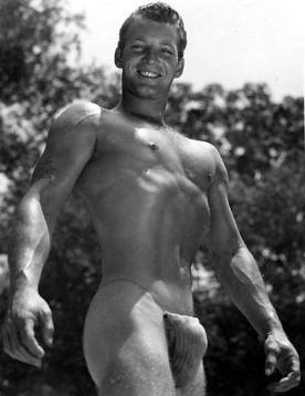 Dale Curry Posing