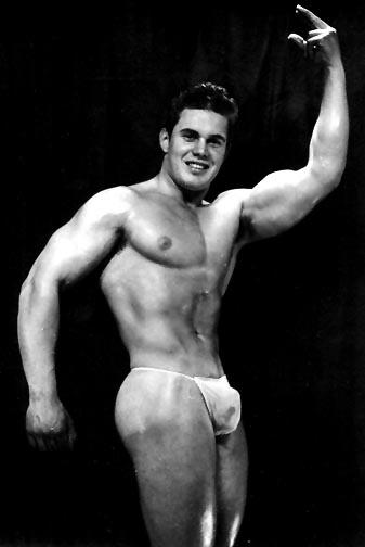 Bob Burke Posing
