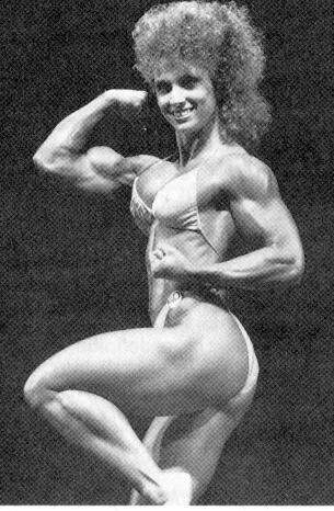 Debbie McKnight Posing