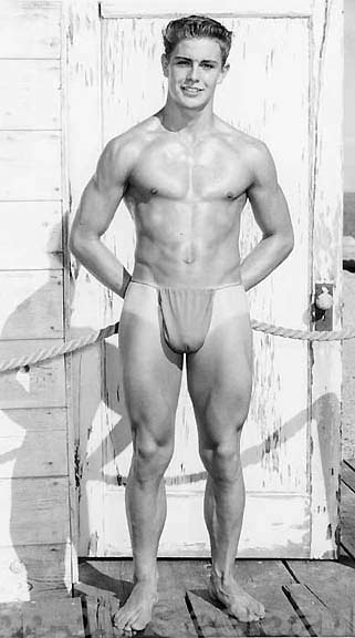 Dennis Christensen Posing