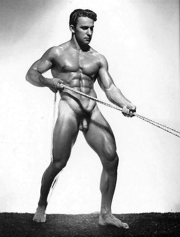 Dick Buckholts Posing