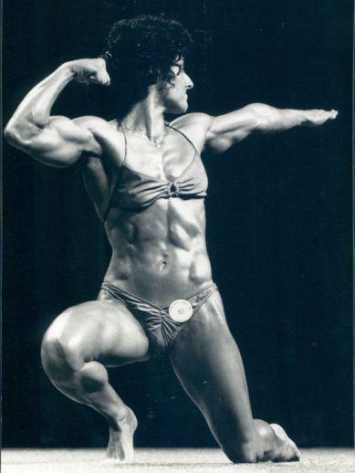 Laura Combes Posing