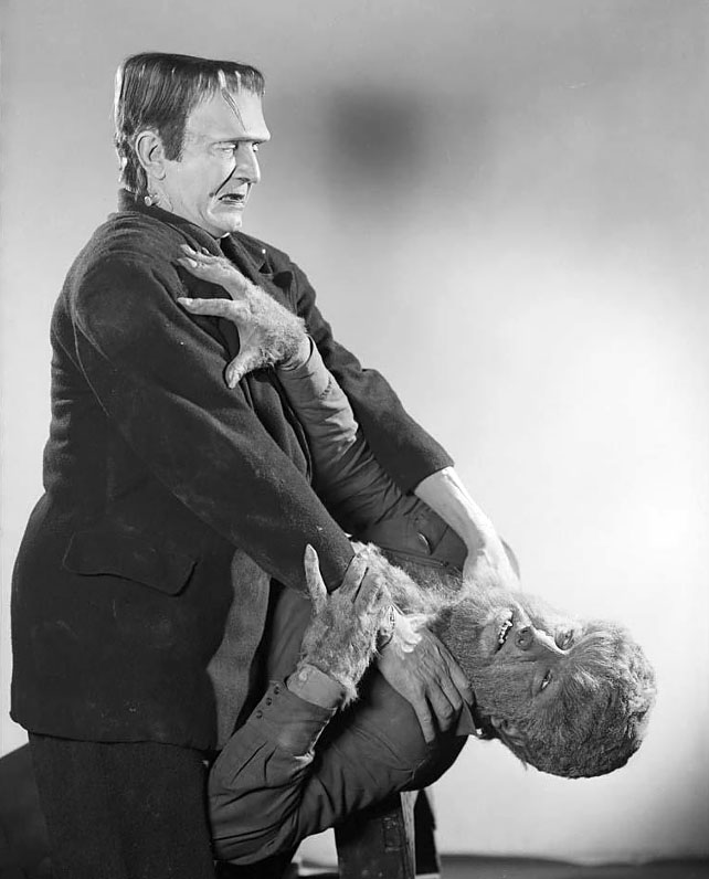 Frankenstein Meets the Wolfman 1943