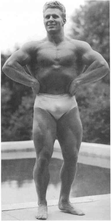 Jack Delinger Posing
