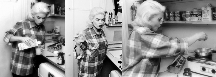 Jayne Mansfield Cooking