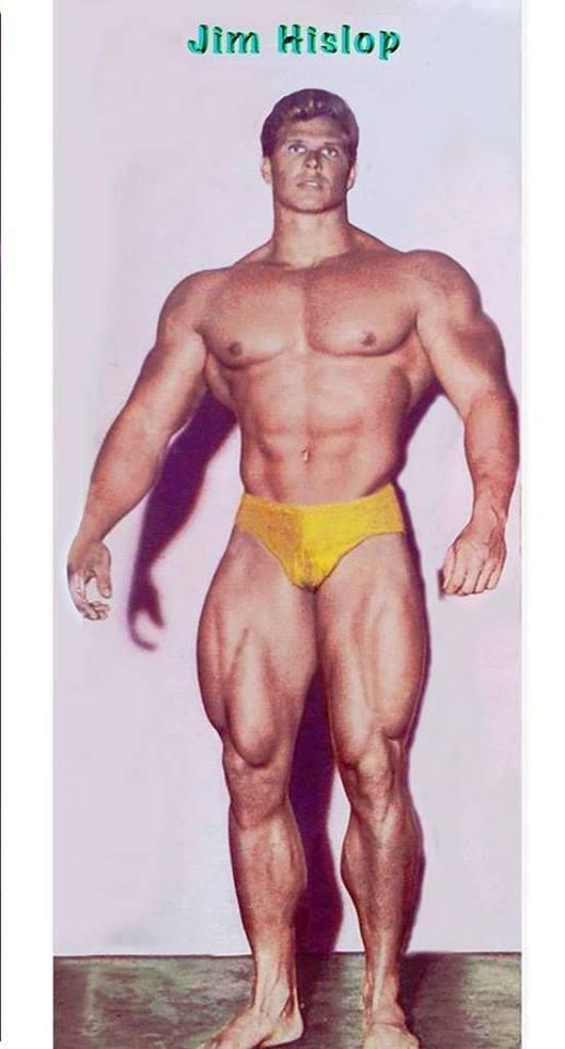 Jim Haislop Posing