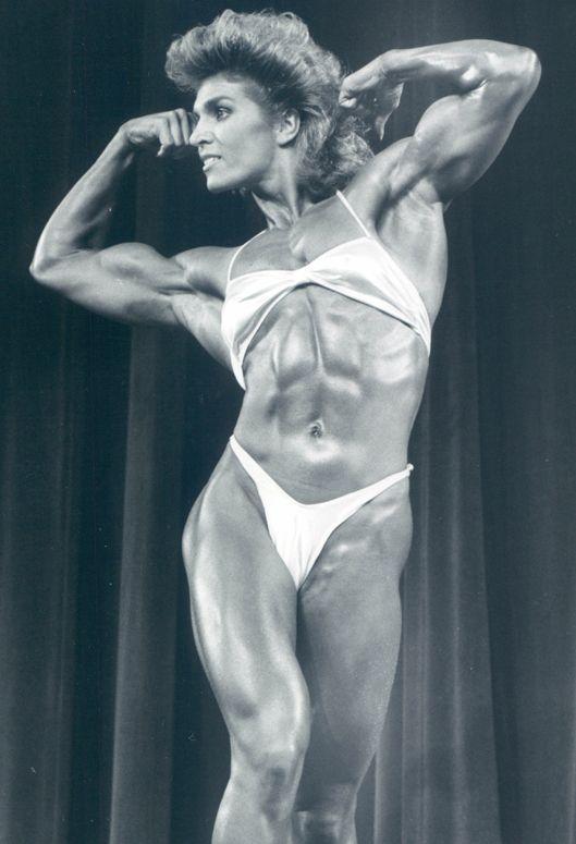 Marjo Selin Posing