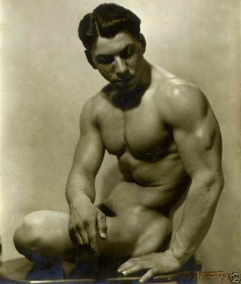 Dan Lurie Posing