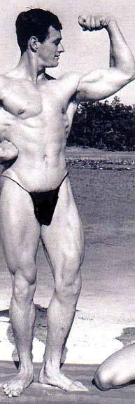 Darryl Powers Posing