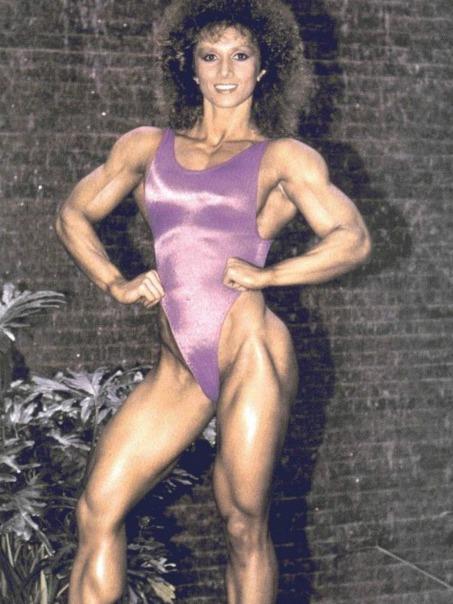 Debbie McKnight Posing
