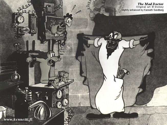 The Mad Doctor 1933