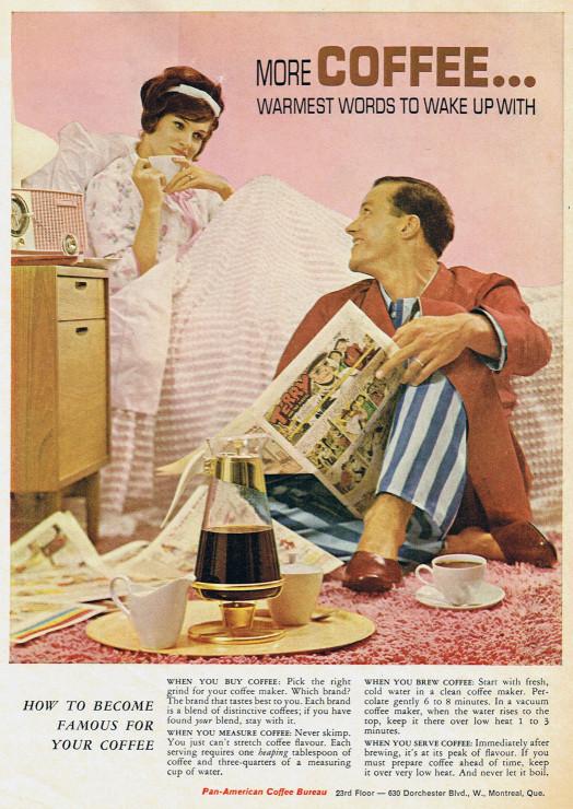Vintage Coffee Ad 1