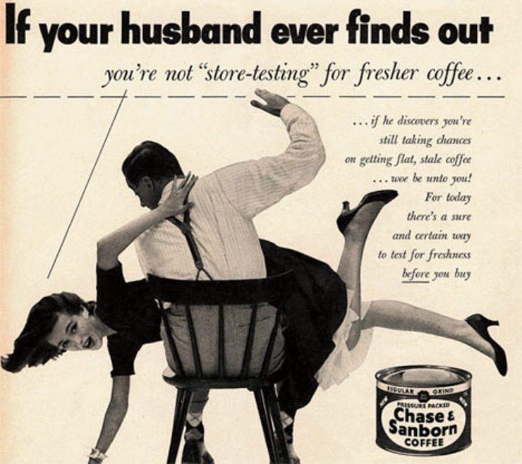 Vintage Coffee Ad 2