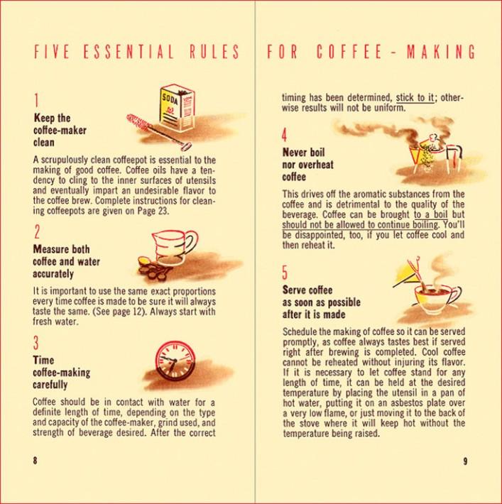 Vintage Coffee Ad 5