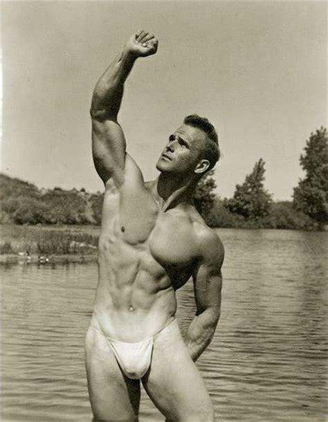 Vic Seipke Posing
