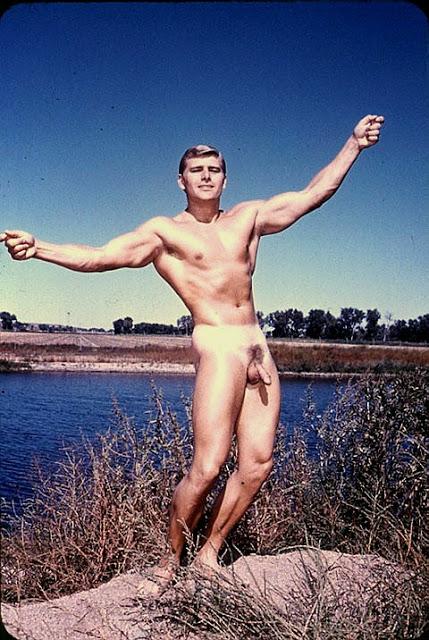 Glen Hudson Posing
