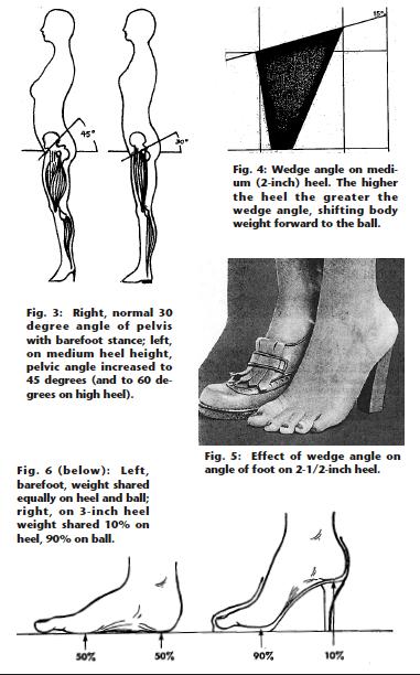 High Heeled Shoes Illustration 2