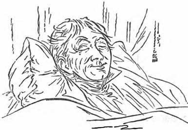 Natural and Unnatural Sleep Illustrations 1 by George Catlin from Shut Your Mouth