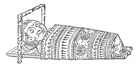 Natural and Unnatural Sleep Illustrations 3 by George Catlin from Shut Your Mouth