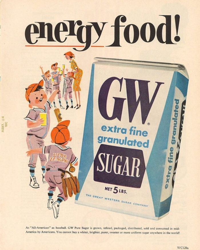Vintage Sugar Advertisement 1